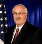 FEMA Administrator Craig Fugate in the FEMA Studio