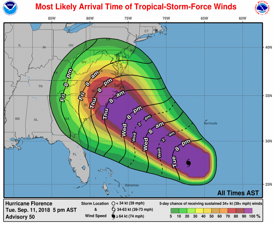 tropical storm force « Inside the Eye